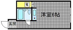 RE-005[4階]の間取り