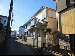 [一戸建] 千葉県松戸市八ケ崎1丁目 の賃貸【/】の外観