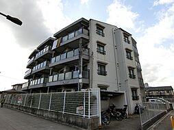ツイン88 S棟[4階]の外観