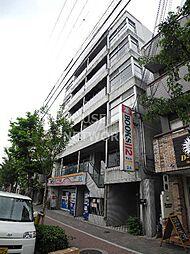 京都府京都市中京区西ノ京東中合町の賃貸マンションの外観
