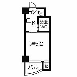 尾頭橋駅 1.7万円