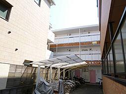 城南ハイツ[201号室]の外観