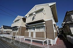 千葉県千葉市緑区おゆみ野4の賃貸アパートの外観