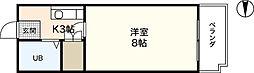 藤崎ビル3[4階]の間取り