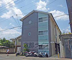 京都府京都市北区西賀茂神光院町の賃貸マンションの外観