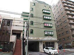栃木県宇都宮市塙田2丁目の賃貸マンションの外観