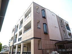 東京都あきる野市秋川3丁目の賃貸マンションの外観
