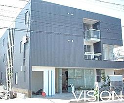 埼玉県さいたま市大宮区桜木町3丁目の賃貸マンションの外観