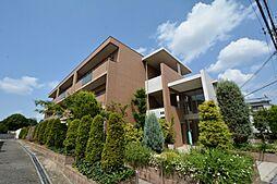 兵庫県伊丹市口酒井1丁目の賃貸マンションの外観