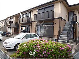 リンディー西神戸[1階]の外観