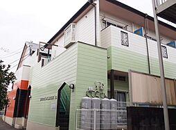 ストーンビレッヂ B棟[2階]の外観