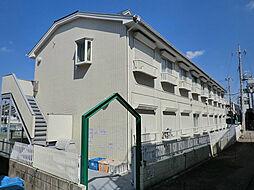 パレスラック[2階]の外観