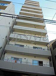 東京都台東区松が谷2丁目の賃貸マンションの外観
