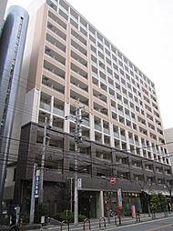 パークフラッツ江坂(旧ハビテ江坂)[0803号室]の外観