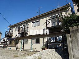 第2若松荘[2階]の外観