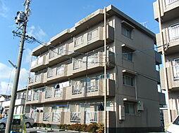 ルームミニオンA[3階]の外観