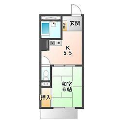 伊勢朝日駅 2.7万円