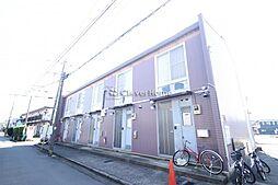 神奈川県横浜市瀬谷区阿久和西3丁目の賃貸アパートの外観