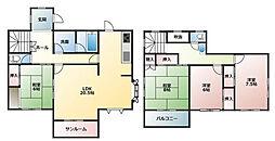 三ノ宮駅 1,980万円