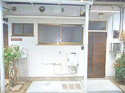 アパートメント欅[1階]の外観