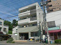 千葉県船橋市宮本5丁目の賃貸マンションの外観