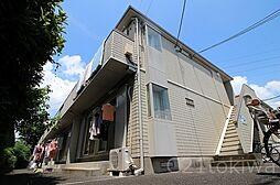 シティハイムアサカA[2階]の外観