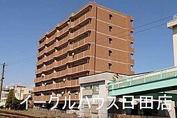 パルデンス・エコノ II[6階]の外観