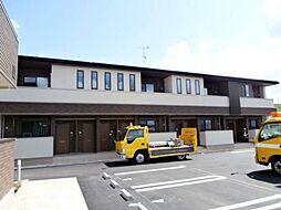 和歌山県和歌山市中野の賃貸アパートの外観