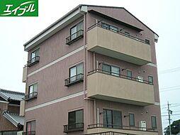 三重県四日市市河原田町の賃貸マンションの外観