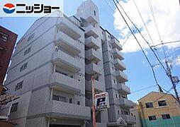 ハウス徳川[4階]の外観