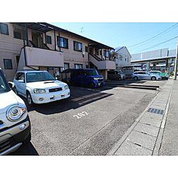 静岡県静岡市清水区西久保の賃貸アパートの外観