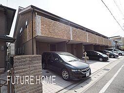 [タウンハウス] 兵庫県神戸市東灘区森南町2丁目 の賃貸【/】の外観