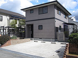 [一戸建] 兵庫県姫路市東辻井2丁目 の賃貸【/】の外観