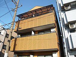 大阪府大阪市西淀川区千舟2丁目の賃貸マンションの外観