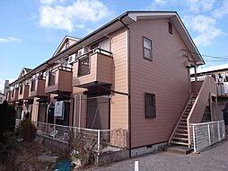 千葉県船橋市習志野台3丁目の賃貸アパートの外観