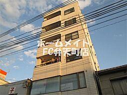 Mハウス[4階]の外観