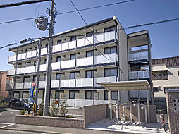 大阪府堺市北区百舌鳥赤畑町5丁の賃貸アパートの外観