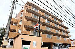 本八幡マンション[5階]の外観