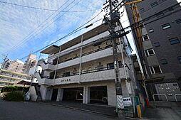 愛知県名古屋市千種区新池町3丁目の賃貸マンションの外観