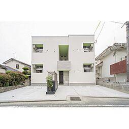 福岡県福岡市南区横手南町の賃貸アパートの外観