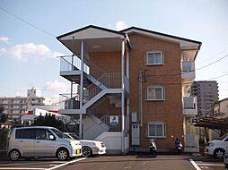 愛媛県松山市宮西3丁目の賃貸マンションの外観