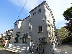 千葉県千葉市中央区南生実町の賃貸アパートの外観