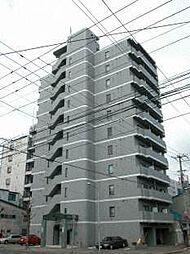 ミラバ豊平[3階]の外観