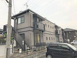 ビーライン西富井[1階]の外観