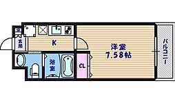 FDS Felice KOHAMA[2階]の間取り