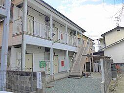 コーポ山田II[202号室]の外観