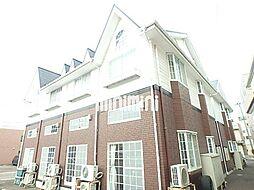 ホワイトキャッスル宮千代ビレジB棟[1階]の外観