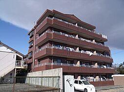 グランメール勝田II[3階]の外観