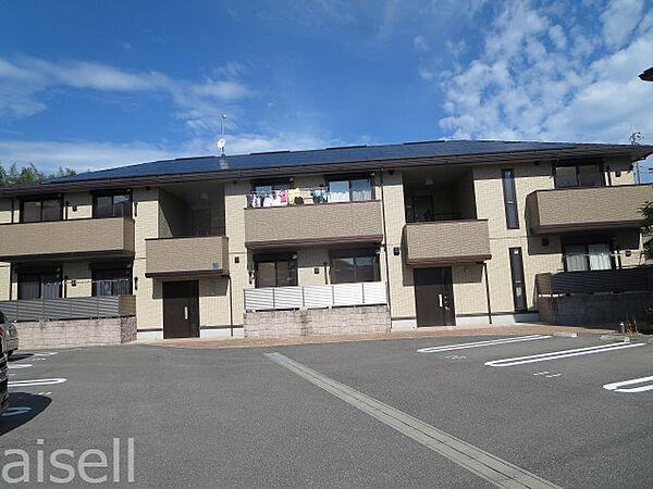 広島県広島市佐伯区八幡2丁目の賃貸アパート