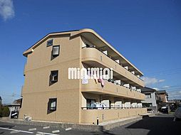 愛知県常滑市新田町3丁目の賃貸マンションの外観